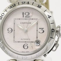 Cartier Polished Cartier Pasha C Gmt 2004 Chirstmas Unisex...