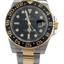 Rolex 116713LN GMT-Master II Men's Watch Two Tone