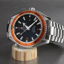 Omega Seamaster Planet Ocean Big Size 45,5 mm Co-Axial B&P