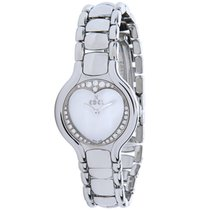 Ebel Beluga E9157427-10 Diamond Women's Watch in Stainless...