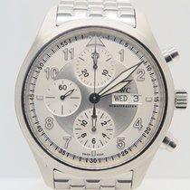 IWC Pilot Fliegerhur Spitfire Chronograph Ref IW371702
