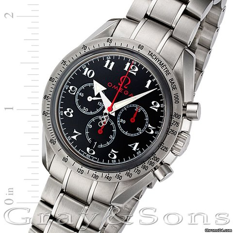 Omega Olympic Collection 35575000