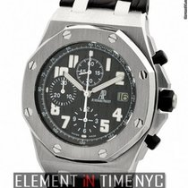 Audemars Piguet Royal Oak Offshore Black Themes Chronograph...