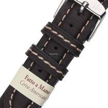 Morellato A01U3885A62030CR20 braunes Uhrenarmband 20mm
