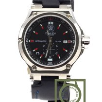 Anonimo Dino Zei Glauco steel black dial 11006 NEW