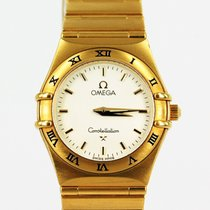 Omega Constellation '95 18k Yellow Gold 1172.30.00