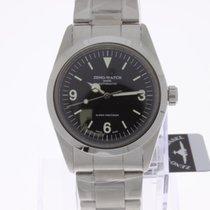 Zeno-Watch Basel Super Precision Automatic Explorer Look NEW