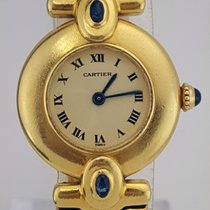 Cartier LIMITED EDITION 18K Yellow Gold Ladies Watch
