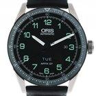 Oris Calobra Day Date Limited Edition II Stahl Automatik...