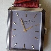Dior Christian 18K White Gold