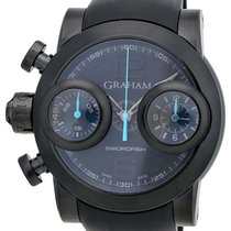 Graham Swordfish Booster Left Chrono Men's Watch – 2SWBB.U36L