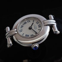 Cartier Must de Cartier Silver 925 Ladie's Size