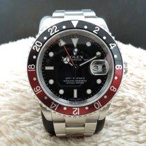 勞力士 (Rolex) GMT MASTER 2 16710 Coke Black Bezel (No Hole Case)
