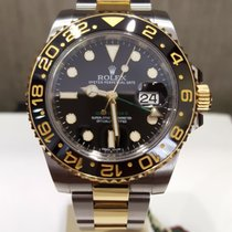 Rolex Oyster Perpetual GMT Master II Gold/Steel