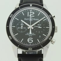 Bell & Ross Vintage Automatic Steel BR126