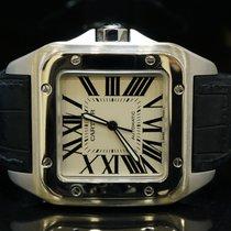 Cartier Santos 100XL, MINT, Boxed, W20073X8