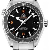 Omega Seamaster Planet Ocean Big Size automatic in Steel