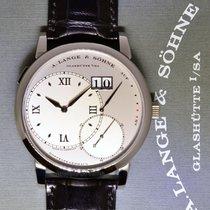 A. Lange & Söhne Grande Lange 1 Platinum 42mm Watch &...