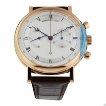 Breguet Classique Chronograph 5287BR/12/9ZU Manual Wind Rose Gold