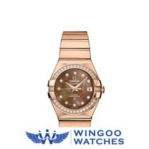 Omega - Constellation Co-Axial 27 MM Ref. 12355272057001