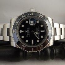 勞力士 (Rolex) Rolex Submariner date ref. 116610LN ceramica anno...