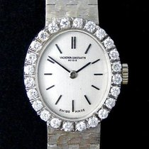 Vacheron Constantin Ladies 7287 18k White Gold Diamond...