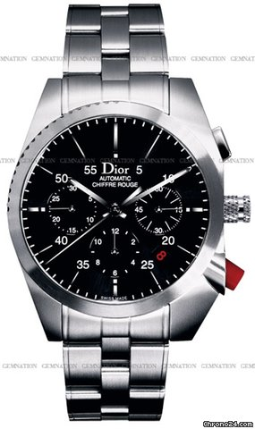 Dior Chiffre Rouge Chronograph