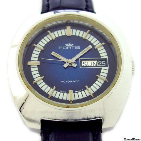 Fortis DAY DATE AUTOMATIC WATCH