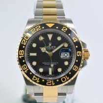 Rolex Gmt Master II 116713LN Stahl/Gold Ungetragen &Verklebt