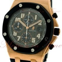 "Audemars Piguet Royal Oak Offshore Chronograph ""Rubberclad..."