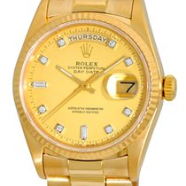 "Rolex ""Day-Date President""."