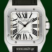 Cartier Santos 100 XL Automatic Stainless Steel Box&Papers