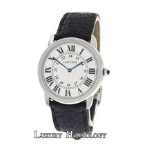 Cartier Men's Unisex 36mm  Ronde Solo 2934 W6700255 Steel...