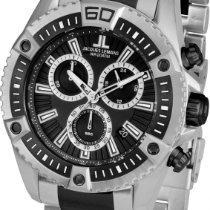 Jacques Lemans LIVERPOOL PROFESSIONAL 1-1805H Herrenchronograp...