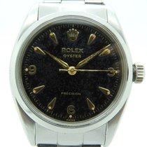 Rolex Precision Explorer 6422 gilt dial
