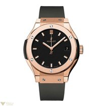 Hublot Classic Fusion King Gold Quartz 33 mm