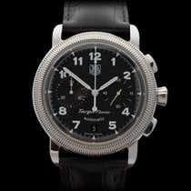 TAG Heuer Targa Florio Chronograph Stainless Steel Gents...