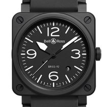 Bell & Ross BR03-92 Automatic 42mm BR03-92 Black Ceramic