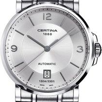 Certina DS Caimano C017.407.11.037.00 Herren Automatikuhr...