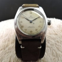 Rolex BUBBLEBACK 2940 with Original Creamy Dial with Raised...