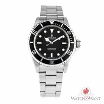"Rolex Oyster Perpetual Submariner ""No Date"""