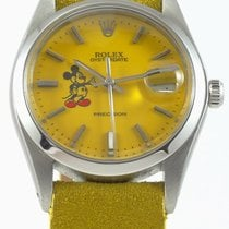 Rolex Oyster Presion Mickey Hand Made