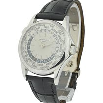 Patek Philippe 5110G World Time Ref 5110G in White Gold - on...