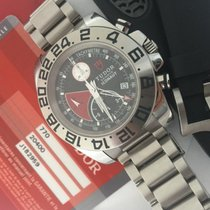 Tudor New  Iconaut Gmt Automatic Chronograph Ref 20400  Huge...