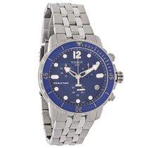 Tissot Seastar 1000 Mens Swiss Chronograph Watch T066.417.11.0...