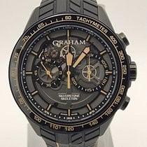 Graham Silverstone Rs Skeleton Chronograph 2stab.b09a.k105h...