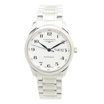 Longines Master Stainless Steel White Automatic L2.755.4.78.6
