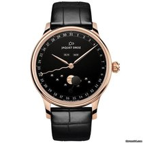 Jaquet-Droz The eclipse black enamel
