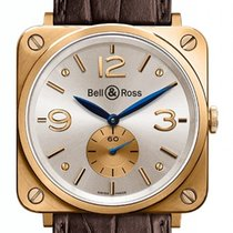 Bell & Ross BR S Pink Gold Pearl