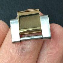 Rolex Maglia lucida satinata Link Strap acciaio steel oro gold